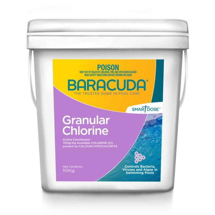 Baracuda Ganular Pool Chlorine 2kg-0