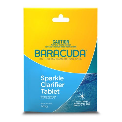 Baracuda Sparkle Clarifier Tablet 125g-0