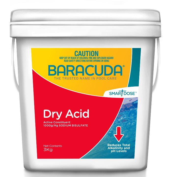 Baracuda Dry Acid 3kg-0