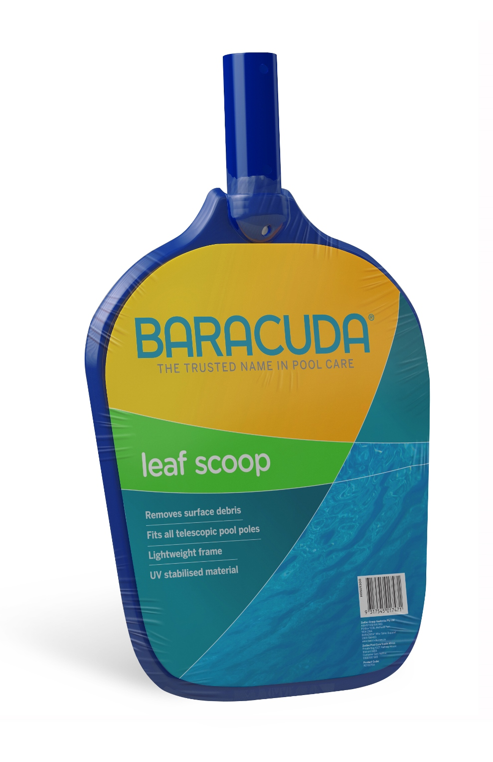 Baracuda Leaf Scoop-0
