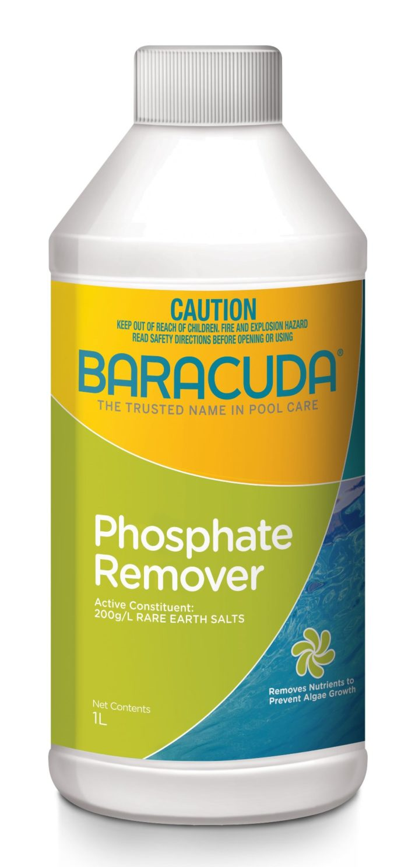Baracuda Phosphate Remover 1L-0