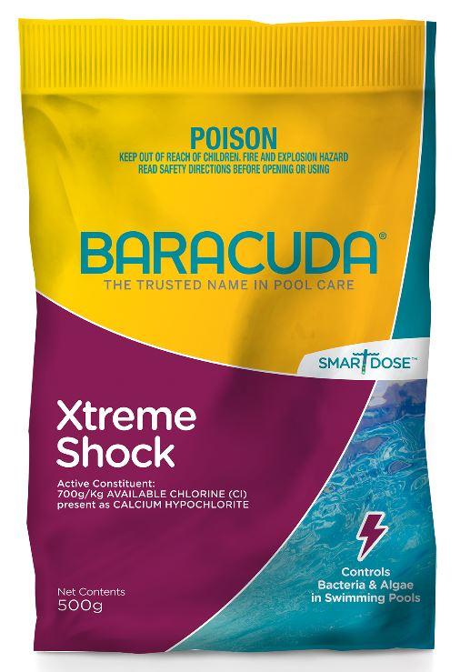 Baracuda Extreme Shock 500g-0