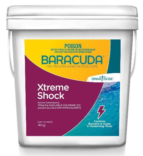 Baracuda Xtreme Shock 2kg-0