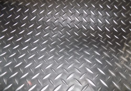 Rubber Sheet Checker Plate 3.0mm x 1000mm-0