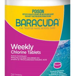 Baracuda Weekly Chlorine Tablet 1kg-0